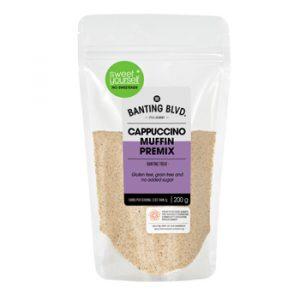 Banting BLVD — Cappuccino Muffin Premix