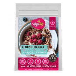 Mojo Me — Almond Granola