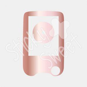 Freestyle Libre Decorative Sticker Reader – 16