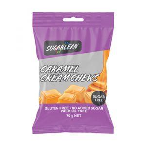 Sugarlean — Caramel Cream Chews