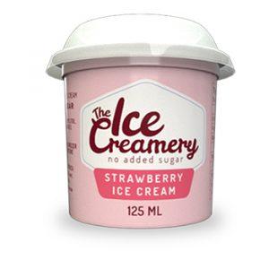 The Ice Creamery — Strawberry